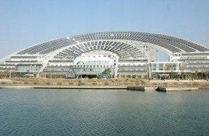 El edificio solar más grande del mundo