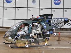 Helicóptero con airbag