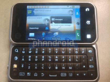 Motorola MB300 Backflip/Enzo