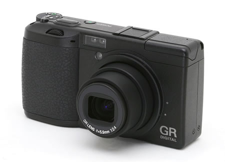 Ricoh GR Digital III