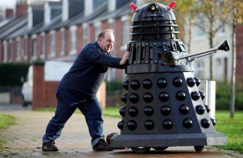 Robot Dalek