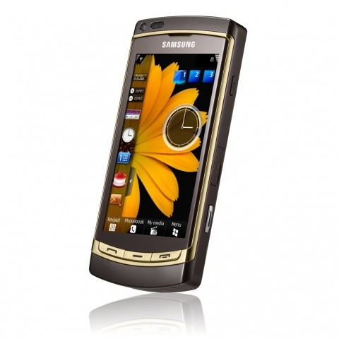 Samsung Premium I8910 HD Gold Edition