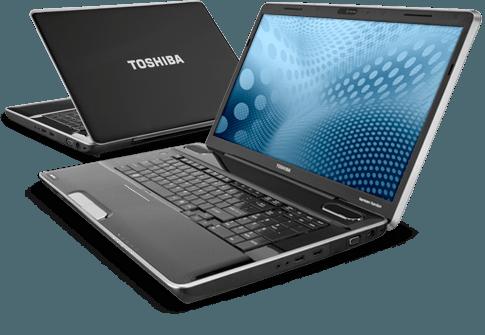 Toshiba Satellite P500