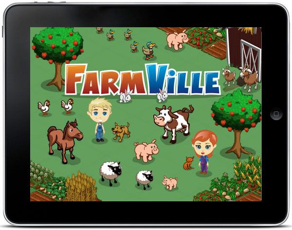 FarmVille en iPad