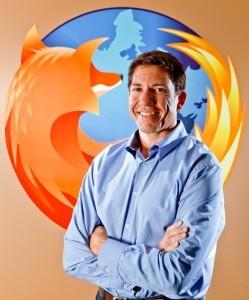 Gary Kovacs, nuevo CEO de Mozilla