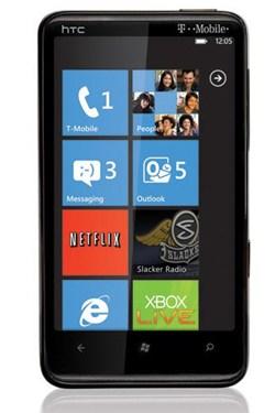 Teléfono Windows Phone 7