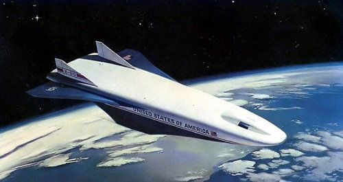 X-30 NASP