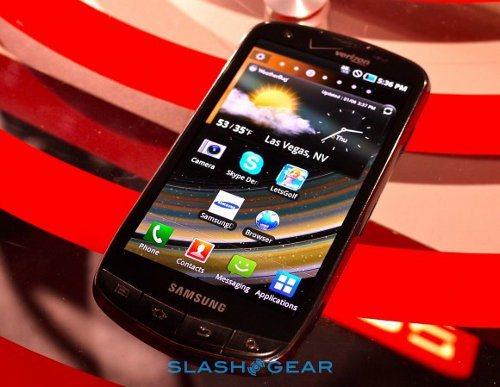 Nuevo smartphone 4G de Samsung