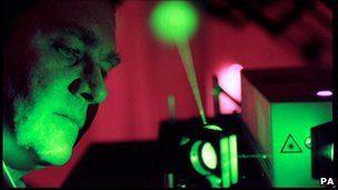 Científicos desarrollan el primer dispositivo anti-láser