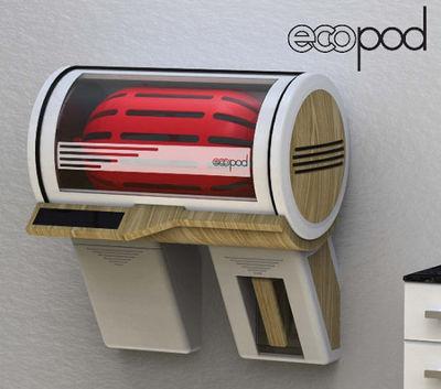 EcoPod Steam Washer
