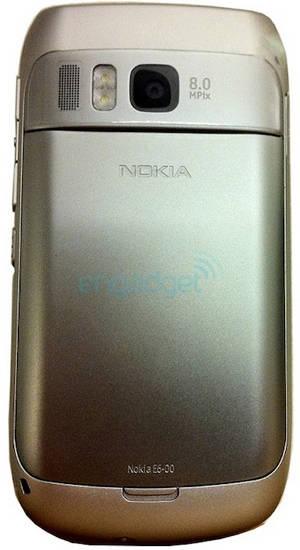 Nokia E6-00 - 2
