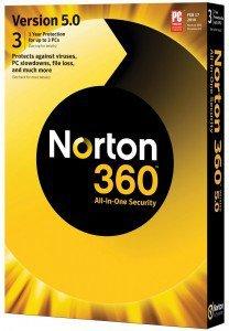 Norton 360 5.0