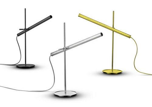 Nueva lámpara grúa por Benjamin Hubert
