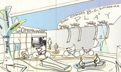 Parques infantiles generarán electricidad gracias a los niños