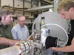Se ha comenzado a trabajar en la mayor unidad de contención de antimateria del mundo