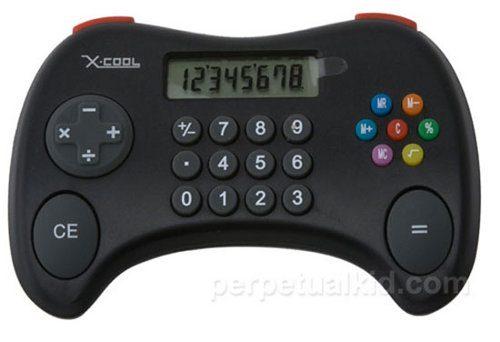 Tortura a un gamer con esta calculadora-control