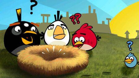 Angry Birds está a la par de Super Mario Bros