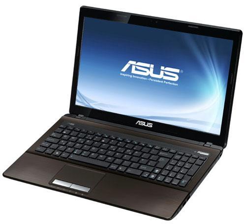 Asus K53E, nueva laptop Sandy Bridge de 15,6 pulgadas