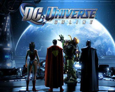 DC Universe Online estará disponible en la Playstation Store