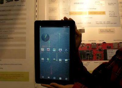 Hard Kernel presenta tablet de 10 pulgadas con procesador dual-core