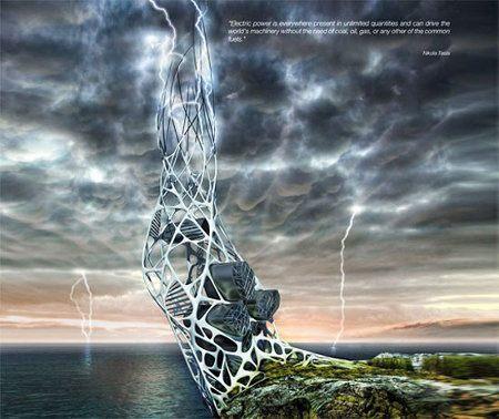 Hydra, un rascacielos nunca antes visto