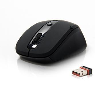 Nexus Silent Mouse SM-7000B, el mouse que no hace ruido