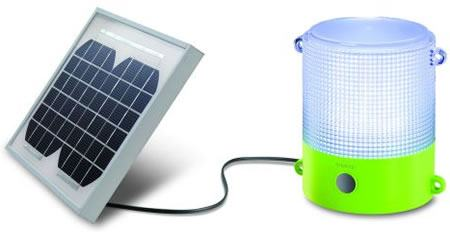 Panasonic donará 4000 lámparas solares LED a víctimas del terremoto