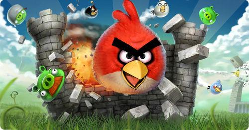 Usuarios de WP7 tendrán Angry Birds a partir de abril