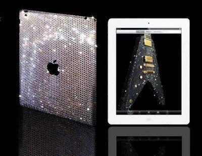 iPad 2 Swarovski