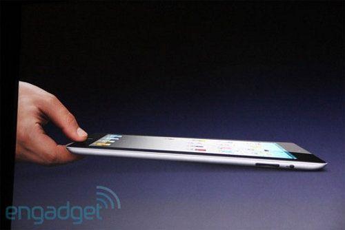 iPad 2: más delgado, más rápido y con dos cámaras