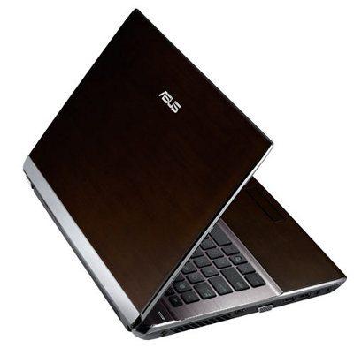 Asus U43SD, nueva laptop de bambú