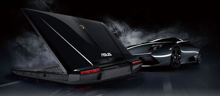 Asus anuncia la nueva y poderosa Asus-Automobili Lamborghini VX7