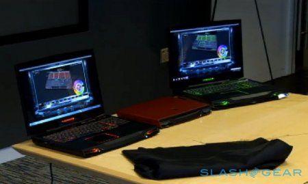 Dell anuncia nuevas Allienware M14x y M18x
