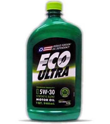 Eco Ultra, el nuevo aceite reciclado para autos