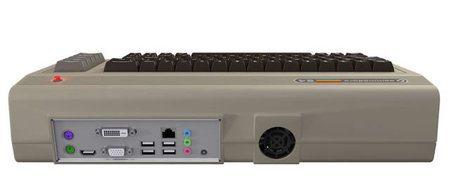 Hazte con el nuevo modelo de la vieja Commodore