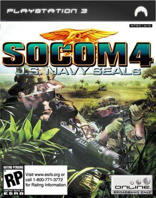 Nuevo video de SOCOM 4