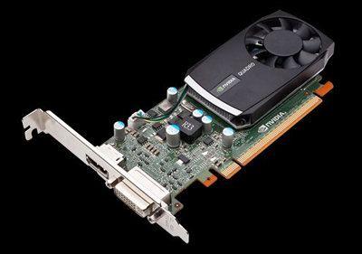 Nvidia actualiza su línea de GPUs con la nueva Quadro 400