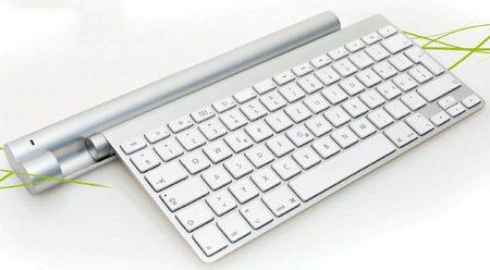 Recarga tu teclado wireless Apple sin la necesidad de ningún cable