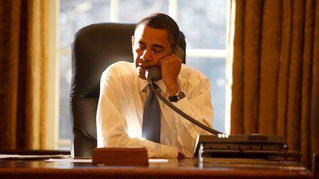 Según Obama, la tecnología de la Casa Blanca es bastante patética
