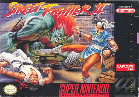 Street Fighter II cumple 20 años