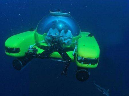 Triton 36.000, un interesante submarino