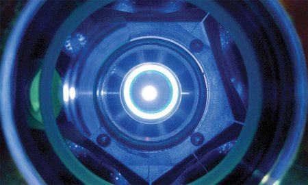 Un nuevo láser será tan potente como para cortar el espacio