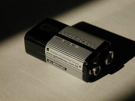 Usar una batería de 9 voltios parece ser la nueva forma de hacer trampas en los videojuegos