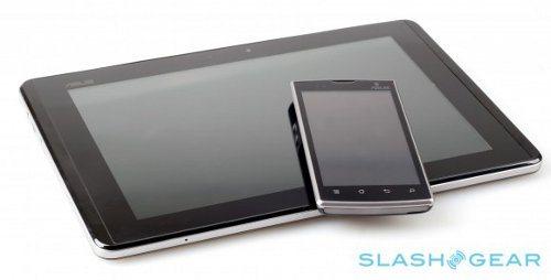 ASUS PadFone, nuevo híbrido entre tablet y smartphone