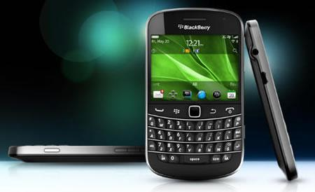 BlackBerry Bold 9900 y 9930