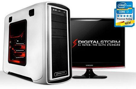 Digital Storm ODE