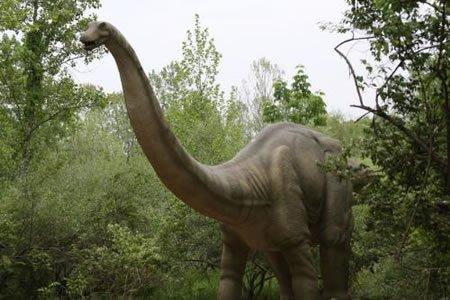 Dinosaurios tecnológicos: hora de ver auténticas replicas imitando los movimientos de estas bestias pre-históricas