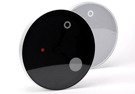 Eclipsion, un genial reloj de pared
