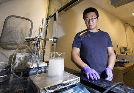 Este metal puede transformar agua salada en agua bebible e incluso en combustible