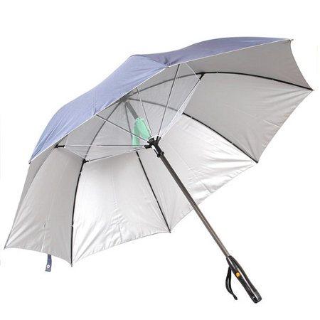 Fanbrella, el paraguas con ventilador